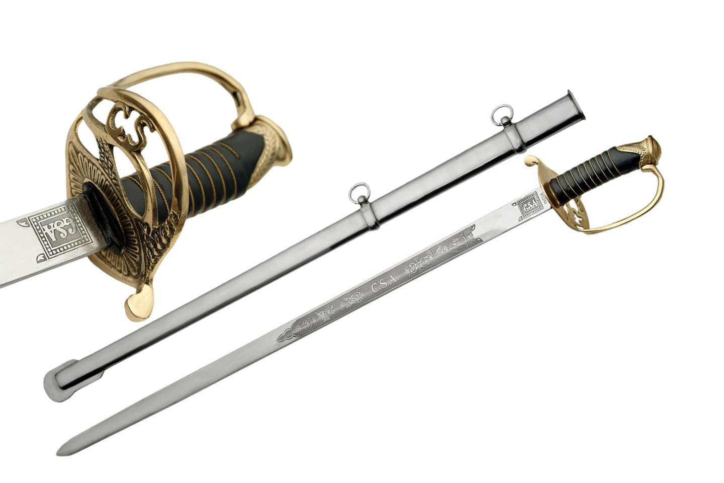"37"" CSA SHELBY OFFICER SWORD"