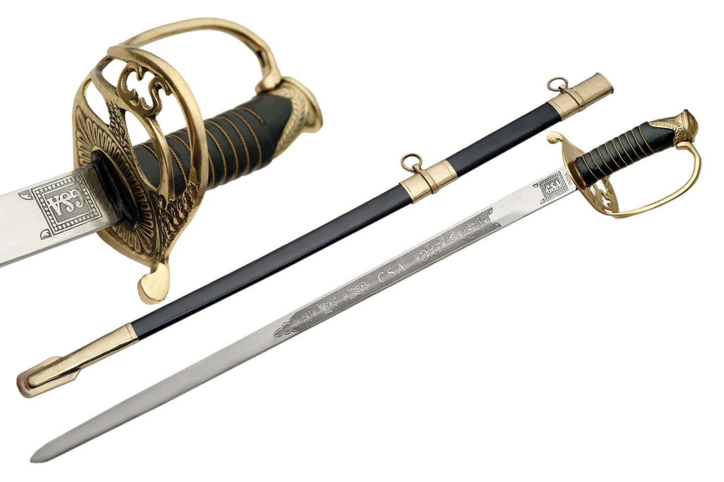"42"" SHELBY OFFICER SWORD"