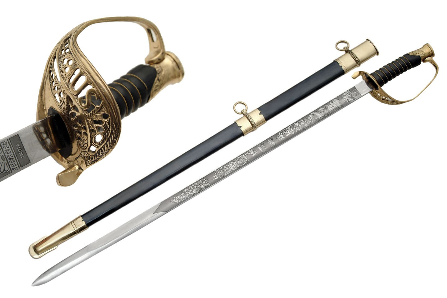 "39"" FOOT OFFICER SWORD"