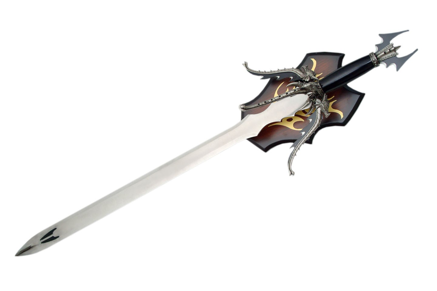 "38"" DRAGON QUAD SWORD"