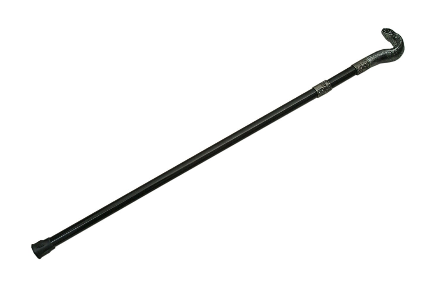 COBRA HEAD WALKING CANE