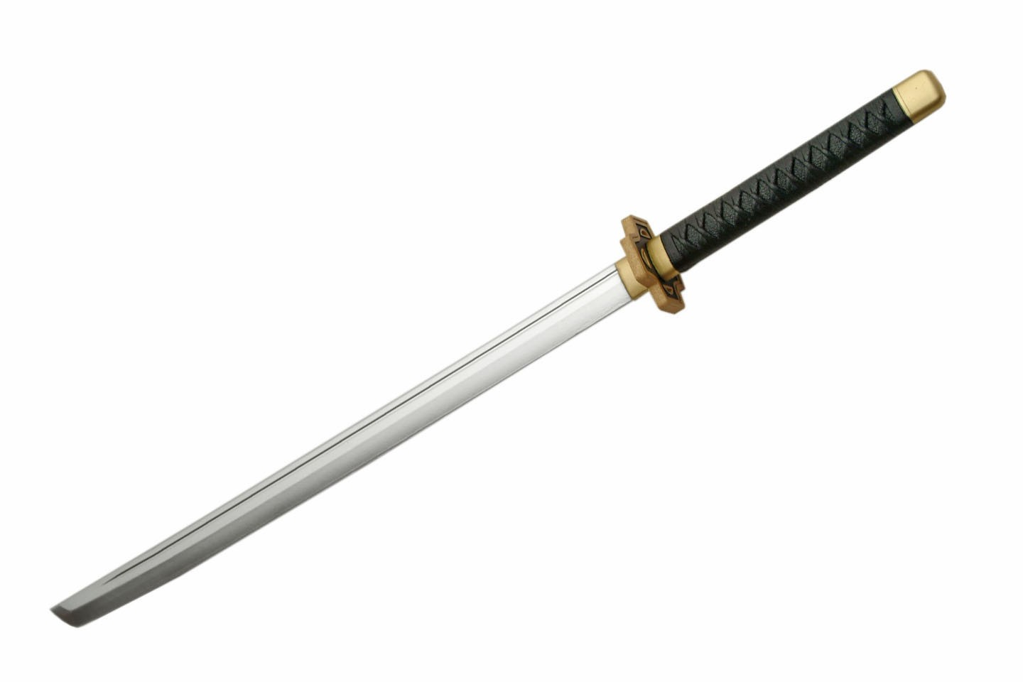 "39"" BLACK FOAM SAMURAI SWORD"